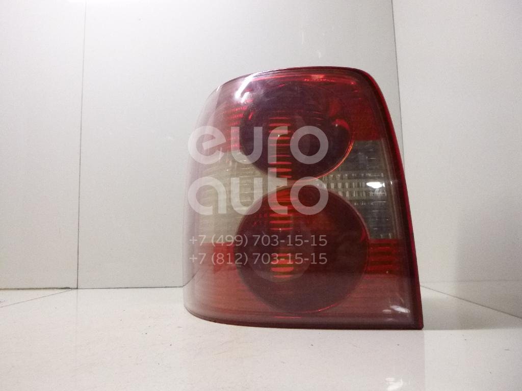Купить Фонарь задний левый VW Passat [B5] 2000-2005; (3B9945095AA)