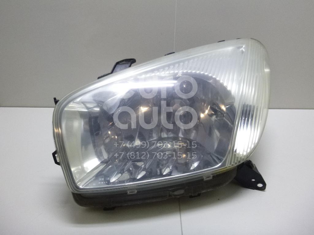 Купить Фара левая Toyota RAV 4 2000-2005; (8117042160)