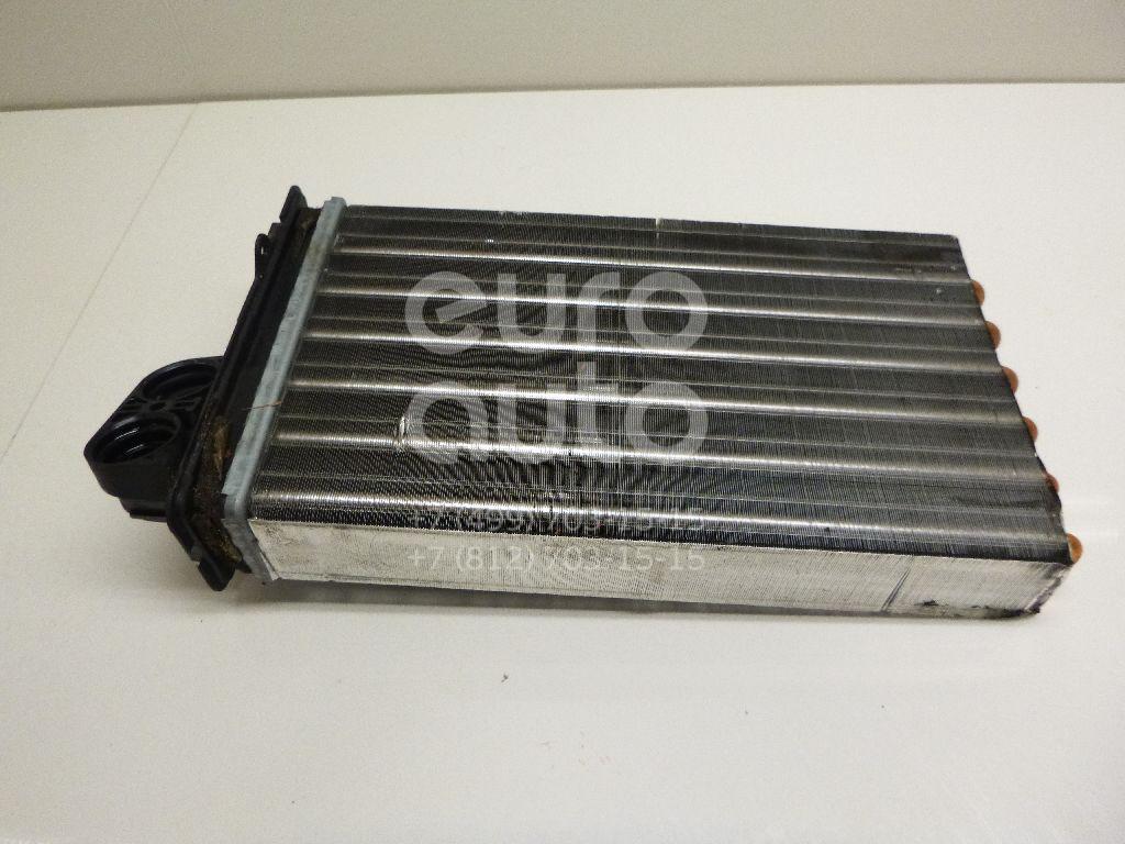 Радиатор отопителя Renault Scenic 1999-2003; (7701205450)