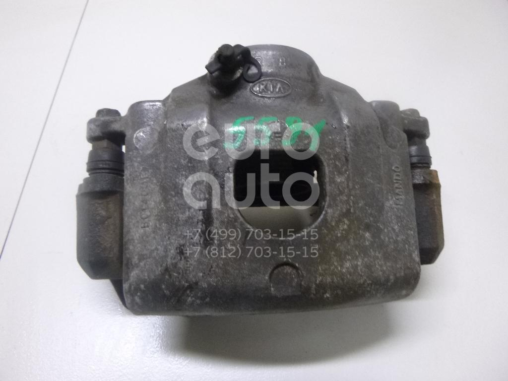 Купить Суппорт передний правый Kia Cerato 2004-2008; (581302F200)