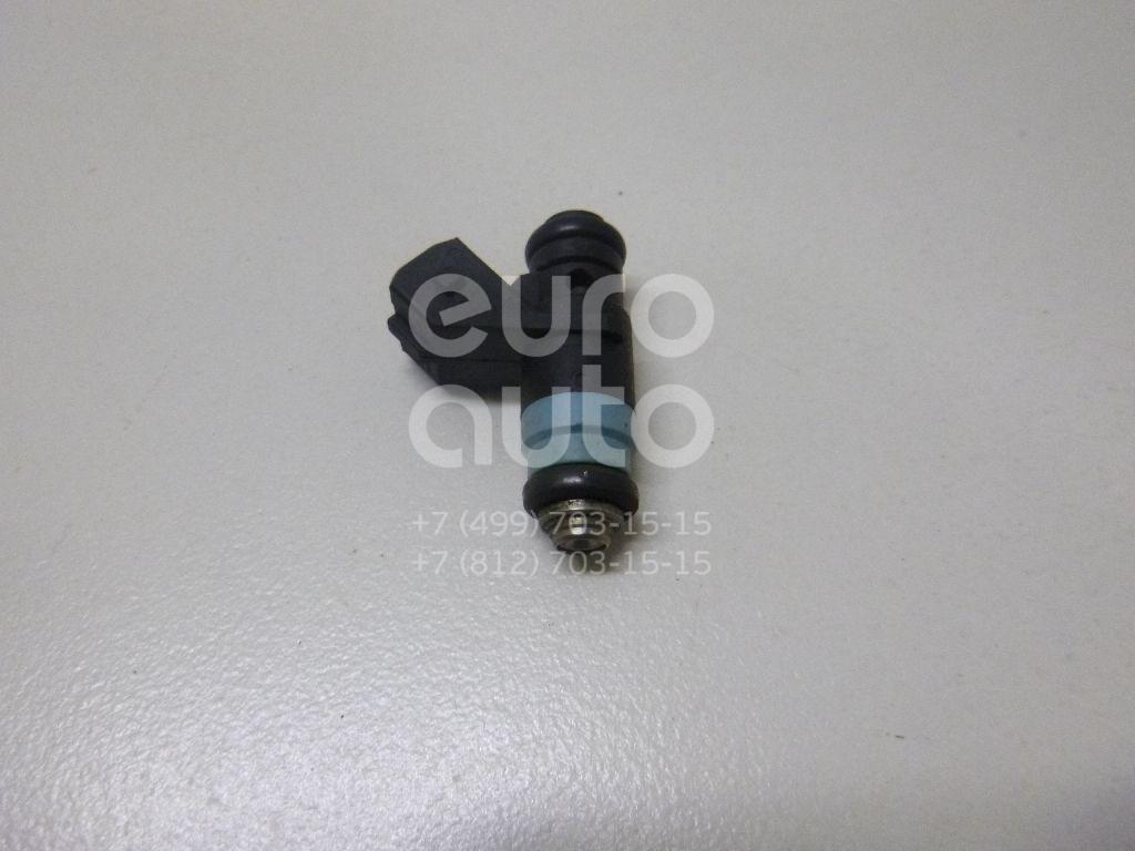 Купить Форсунка инжекторная электрическая Renault Megane II 2003-2009; (166004279R)