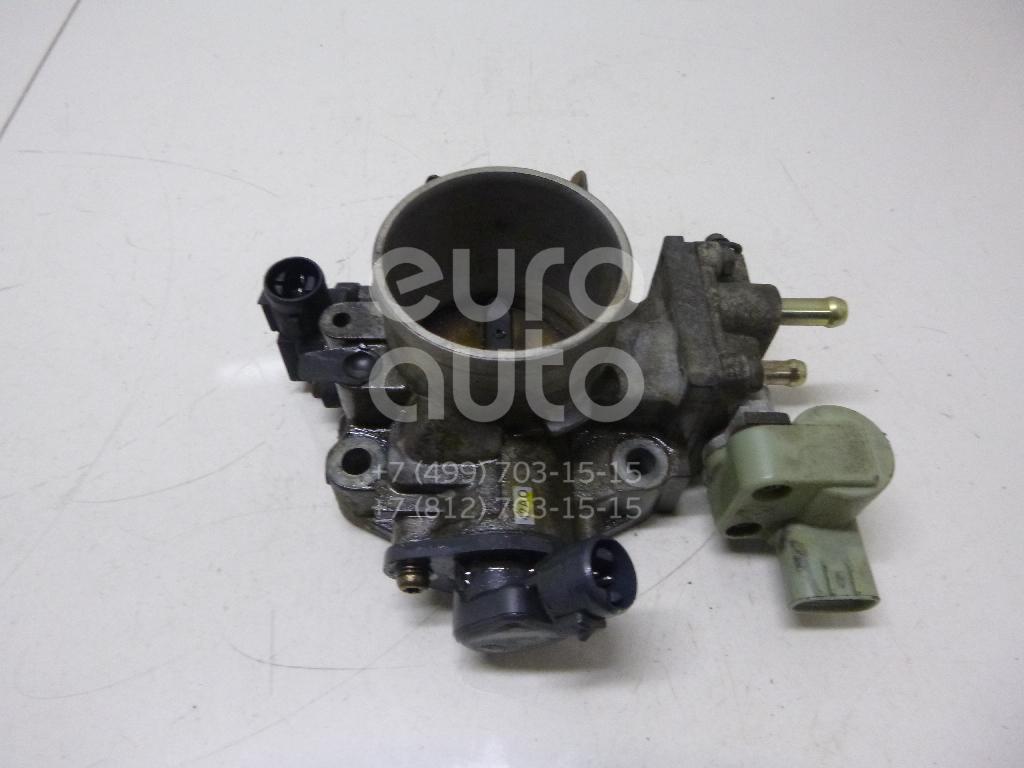 Купить Заслонка дроссельная механическая Honda HR-V 1999-2005; (16400PELT01)