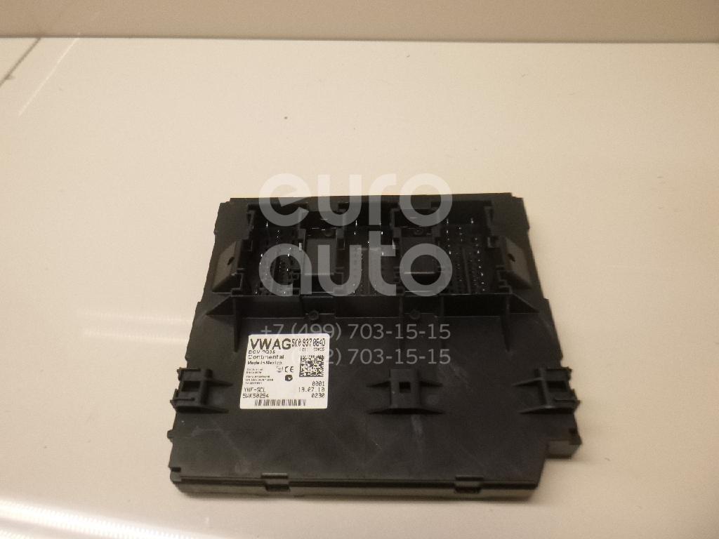 Купить Блок комфорта VW Golf VI 2009-2013; (5K0937087H)