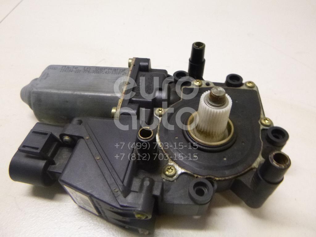 Моторчик стеклоподъемника Audi A6 [C5] 1997-2004; (4B0959801B)