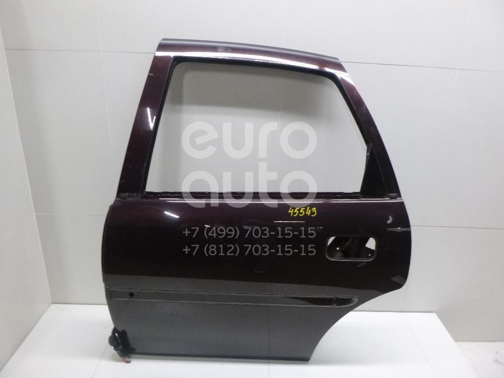 Купить Дверь задняя левая Opel Vectra B 1999-2002; (124025)