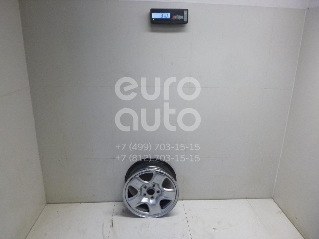 Диск колесный железо Toyota RAV 4 2000-2005; (4261142110)