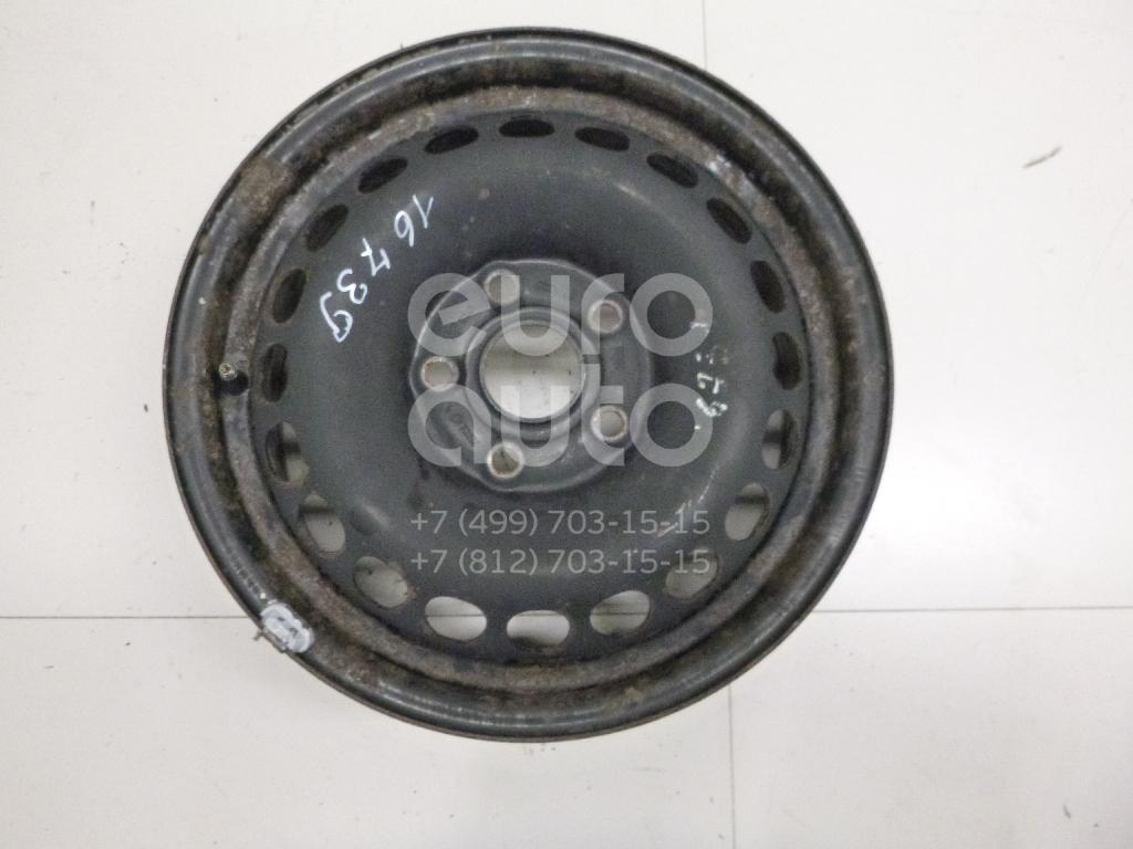 Купить Диск колесный железо Audi A4 [B5] 1994-2001; (8D0601027)