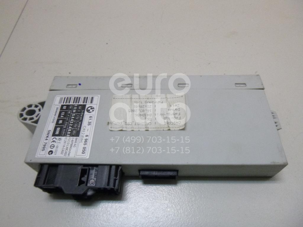 Купить Блок электронный BMW 5-серия E60/E61 2003-2009; (61356965050)