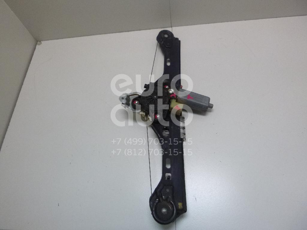 Купить Стеклоподъемник электр. задний правый Mercedes Benz W203 2000-2006; (2037300446)
