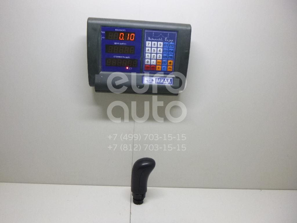 Купить Рукоятка кулисы КПП Skoda Octavia (A4 1U-) 2000-2011; (1U071114101C)