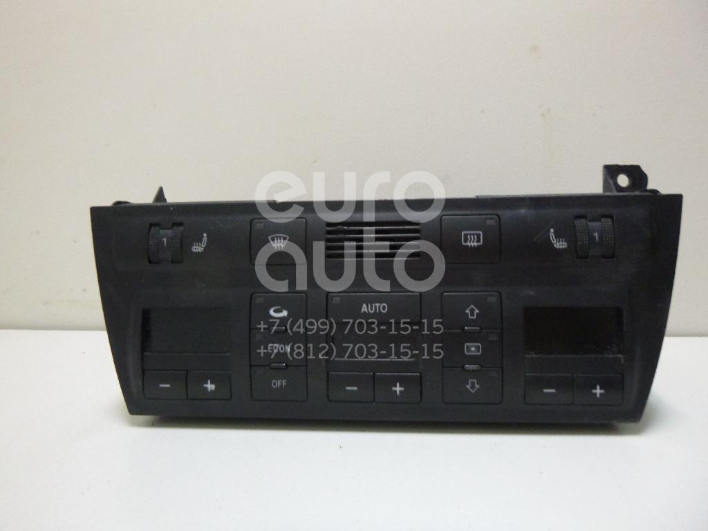 Купить Блок управления климатической установкой Audi A6 [C5] 1997-2004; (4B0820043L)