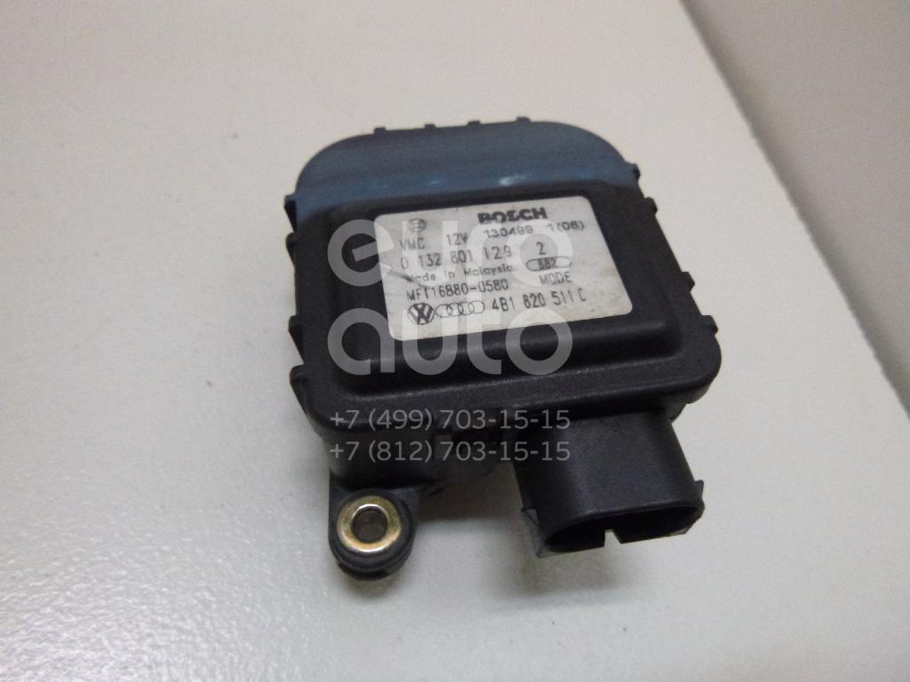 Купить Моторчик заслонки отопителя Audi A6 [C5] 1997-2004; (4B1820511C)