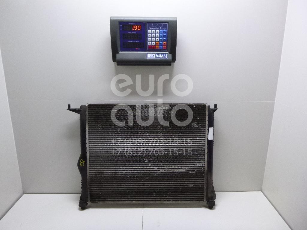 Купить Радиатор основной Renault Logan 2005-2014; (8200735038)