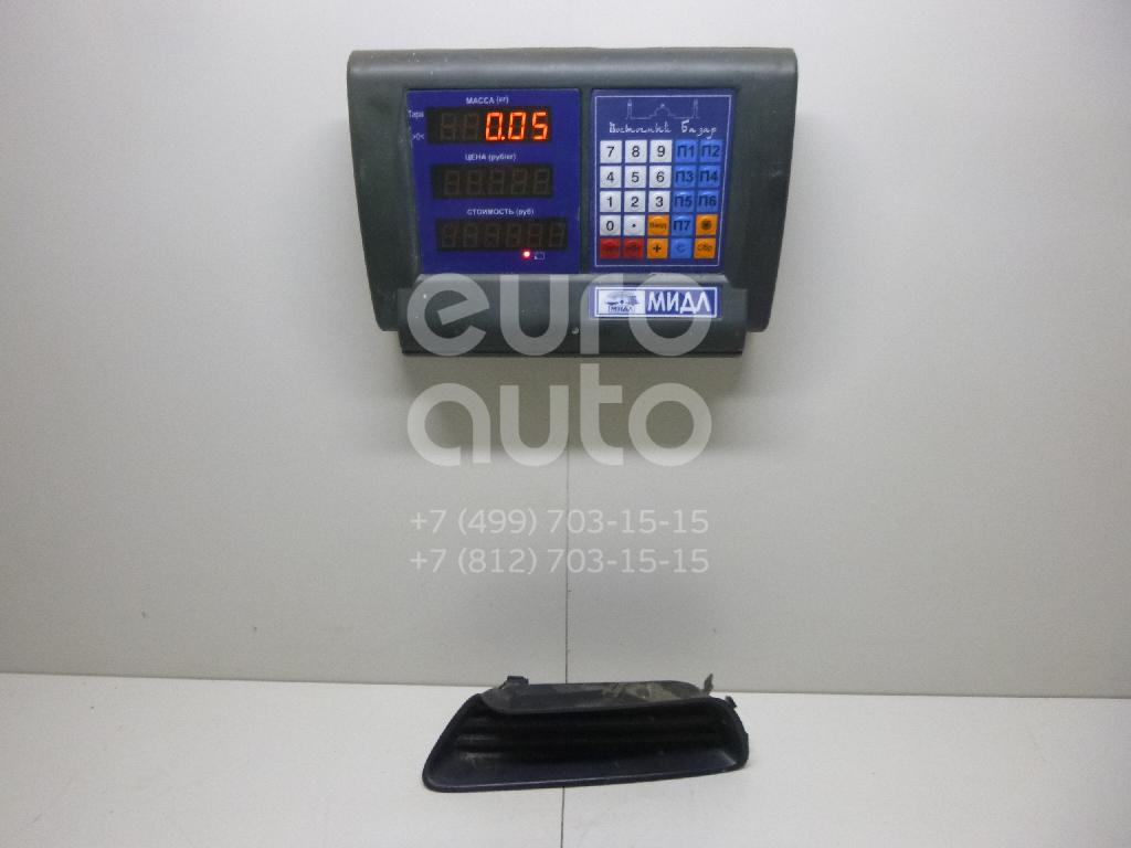Купить Заглушка бампера левая Toyota Camry V40 2006-2011; (5212806050)