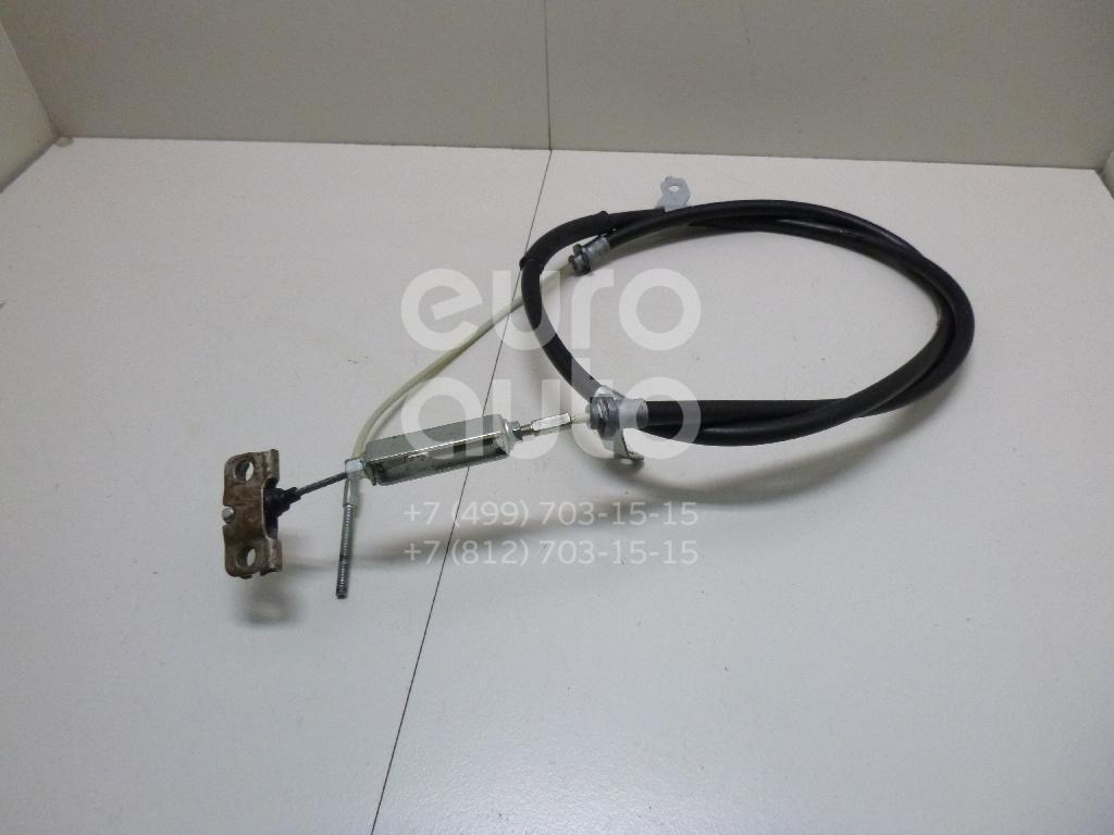Купить Трос стояночного тормоза центральный Toyota Camry V40 2006-2011; (4641006070)