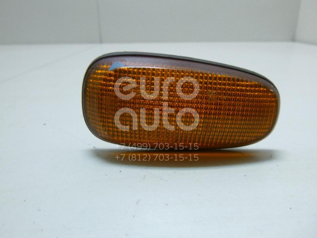 Купить Повторитель на крыло желтый Opel Astra G 1998-2005; (1713011)