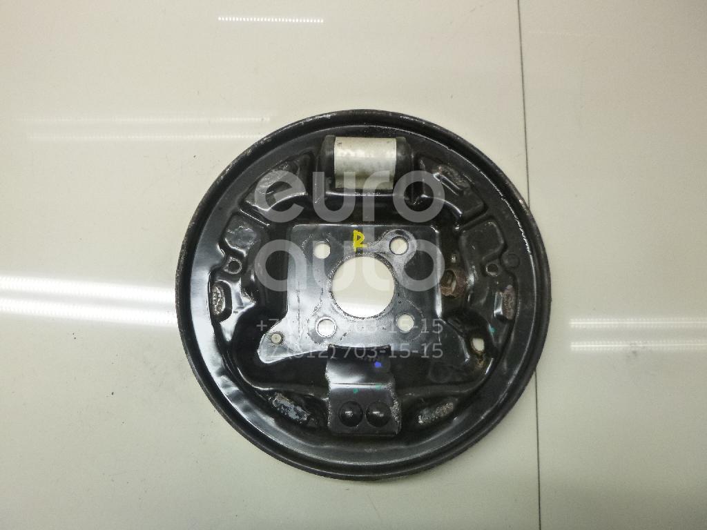 Купить Щит опорный задний правый VAZ Lada Largus 2011-; (7701070955)