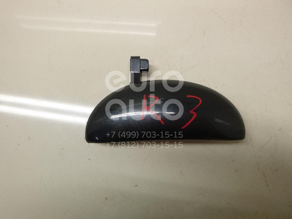 Купить Ручка двери задней наружная правая Peugeot 107 2006-2014; (9101AN)