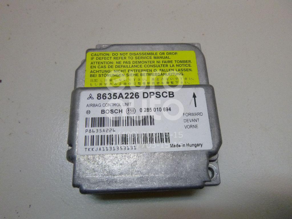 Купить Блок управления AIR BAG Mitsubishi Colt (Z3) 2003-2012; (8635A226)