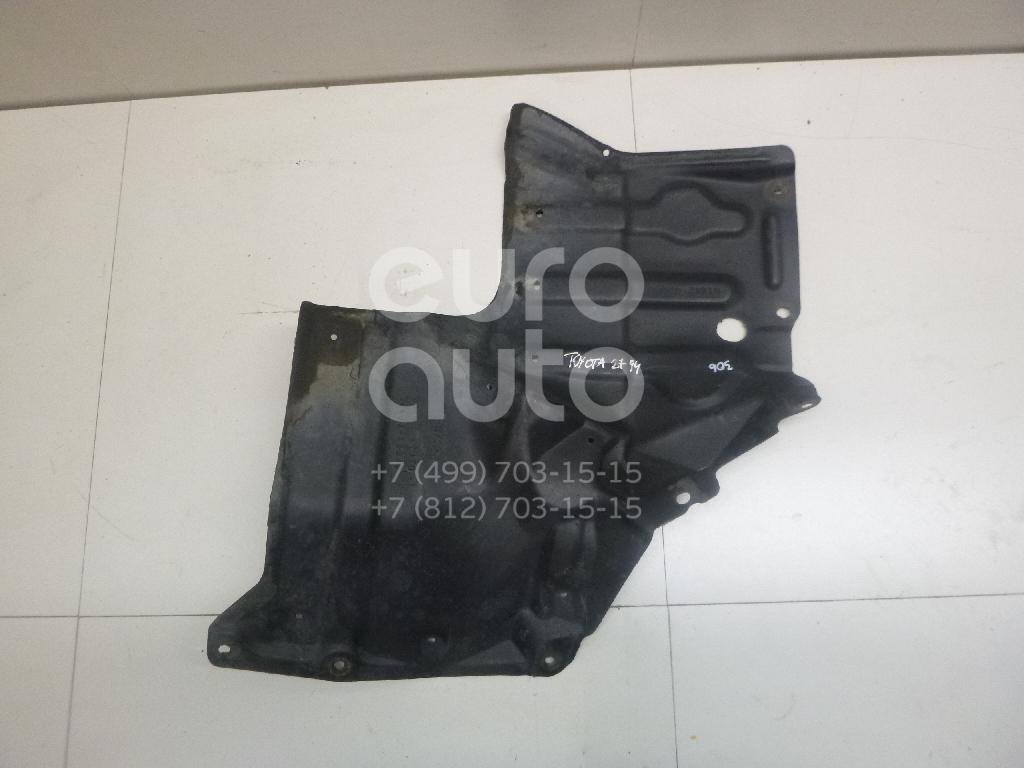 Купить Пыльник двигателя нижний левый Toyota RAV 4 1994-2000; (5144242060)