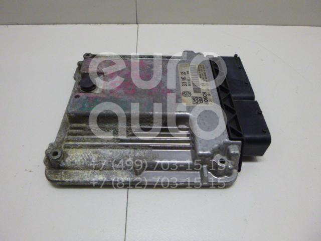 Купить Блок управления двигателем VW Passat [B6] 2005-2010; (3C0907115)