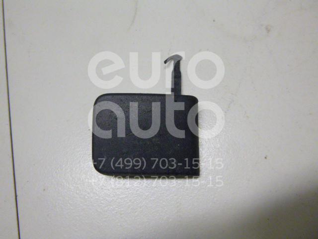 Купить Заглушка буксировочного крюка Renault Kangoo 2003-2008; (8200499030)