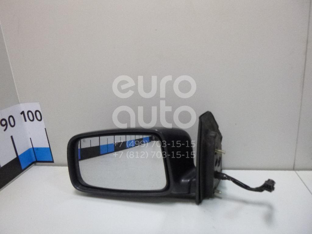 Зеркало левое электрическое Mitsubishi Lancer (CS/Classic) 2003-2008; (MN154651HB)