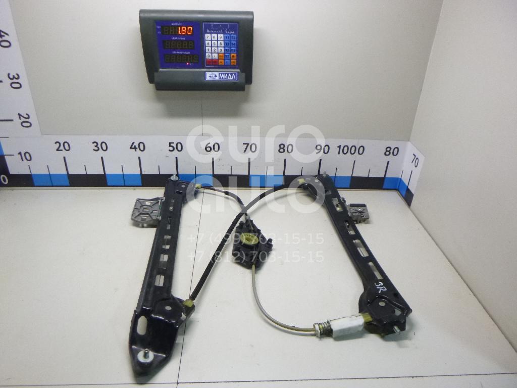 Стеклоподъемник электр. задний правый VW Passat CC 2008-2017; (3C8839462M)