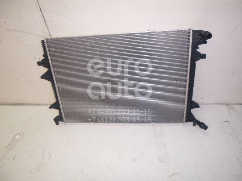 Купить Радиатор дополнительный системы охлаждения VW Tiguan 2011-2016; (5N0121251C)