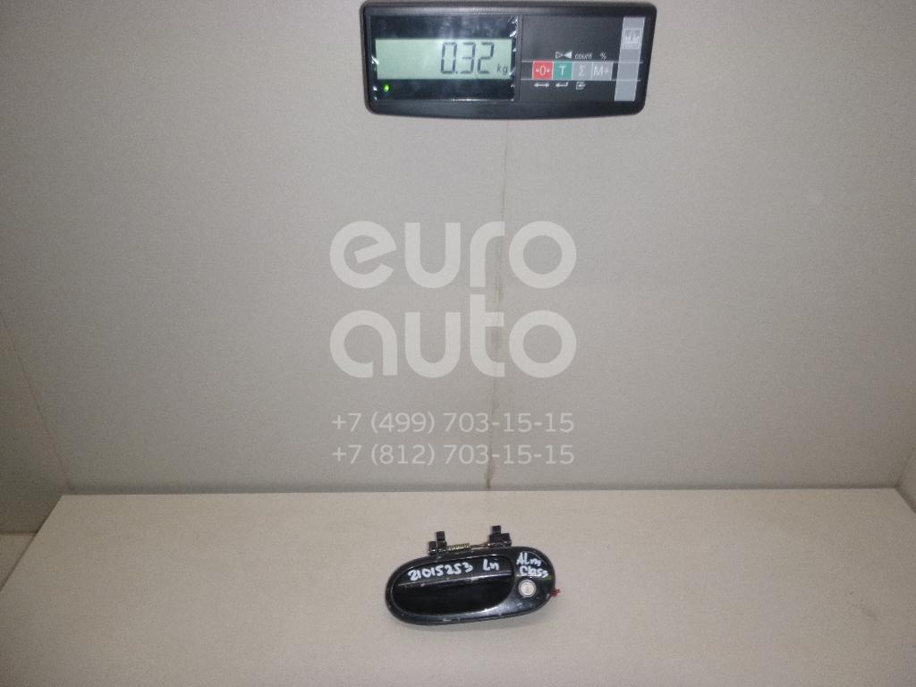 Купить Ручка двери передней наружная левая Nissan Almera Classic (B10) 2006-2013; (8060795F0G)