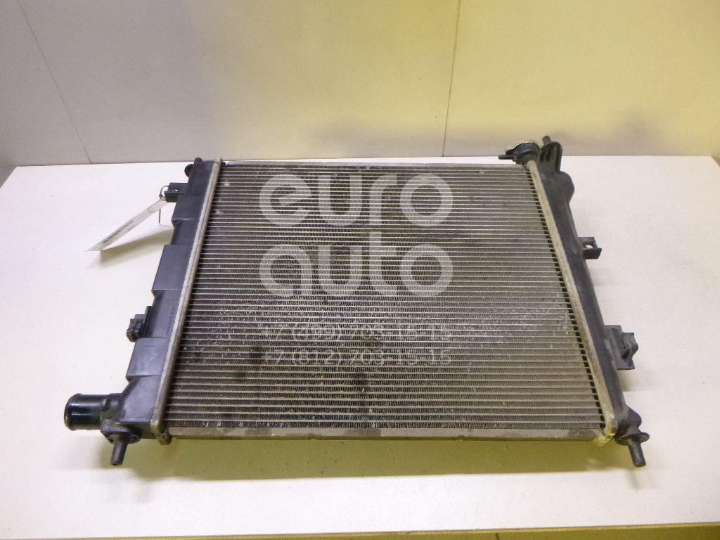 Радиатор основной Kia Picanto 2011-2017; (253101Y350)