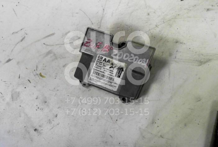 Купить Блок управления AIR BAG Opel Zafira B 2005-2012; (93183866)
