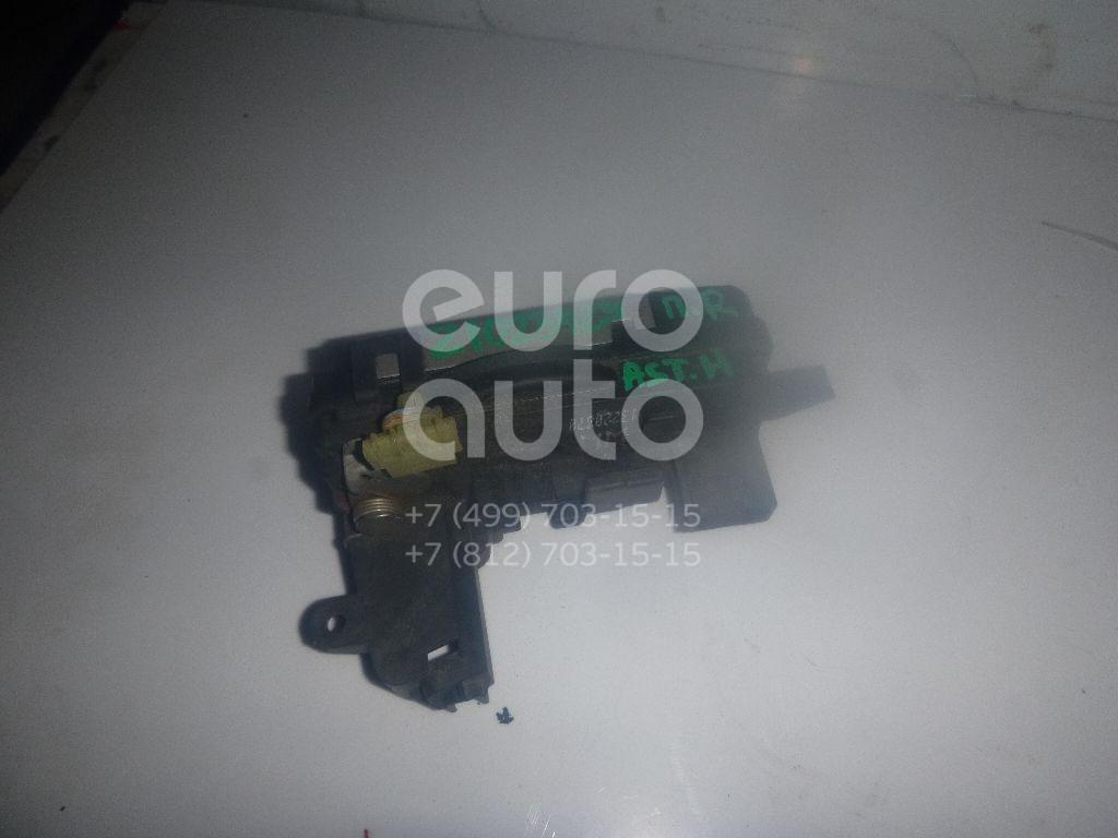 Купить Замок двери передней правой Opel Astra H / Family 2004-2015; (13220370)
