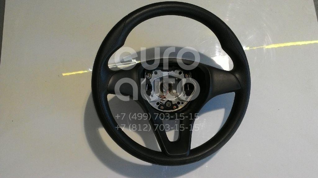 Купить Рулевое колесо для AIR BAG (без AIR BAG) Mercedes Benz Vito (447) 2014-; (0004608003)