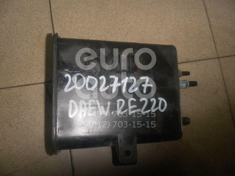 Купить Абсорбер (фильтр угольный) Chevrolet Rezzo 2005-2010; (96263842)