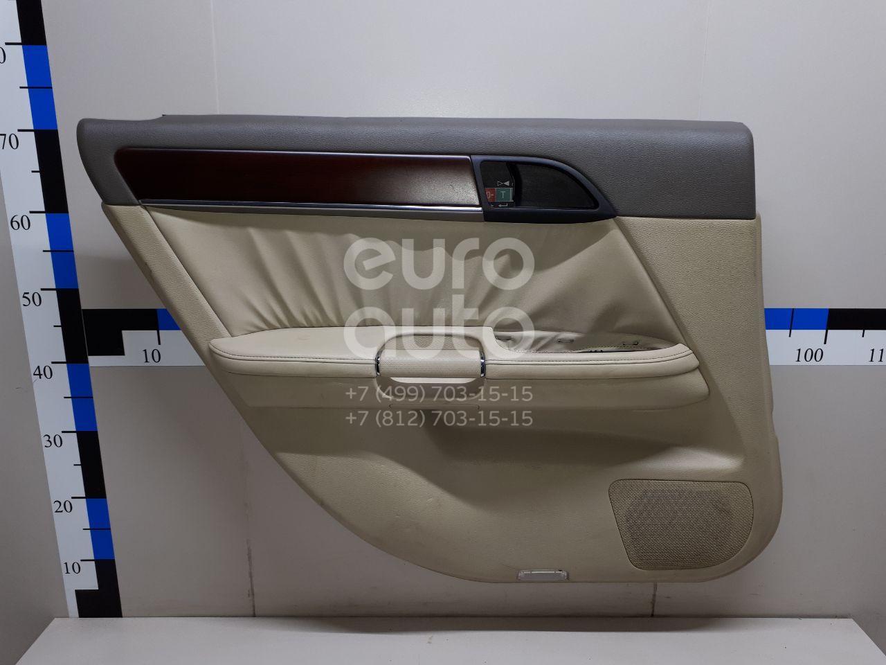 Купить Обшивка двери задней левой Infiniti M (Y50) 2004-2010; (82901EJ85A)