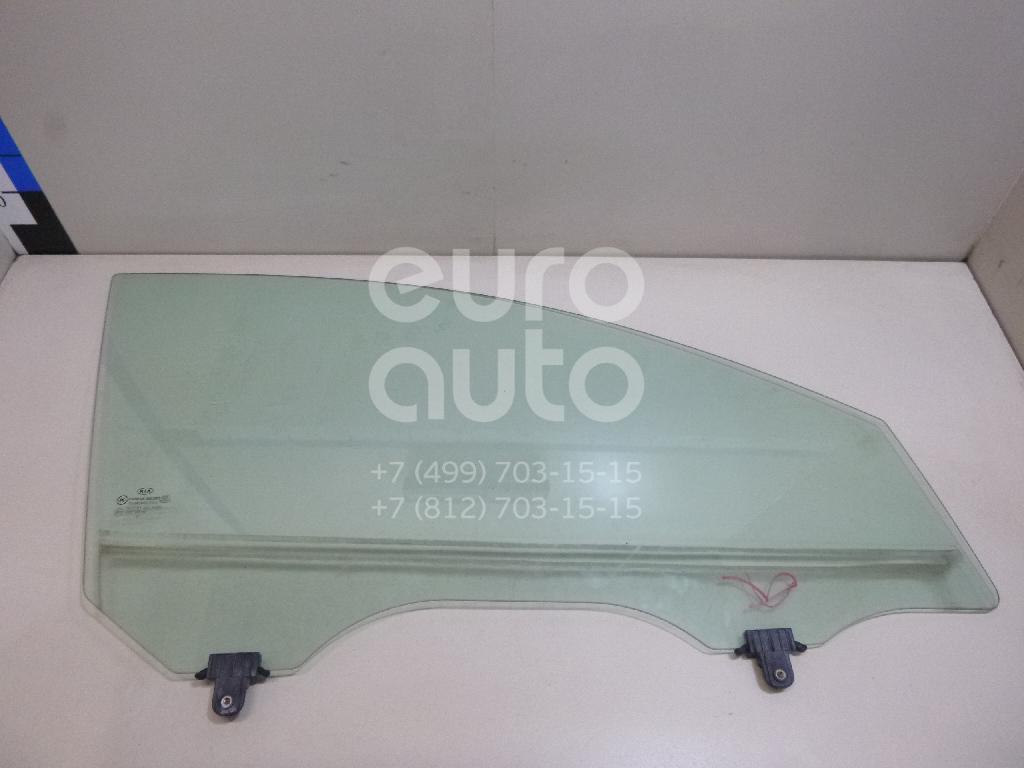 Стекло двери передней правой Kia Sportage 2010-2015; (824213W000)
