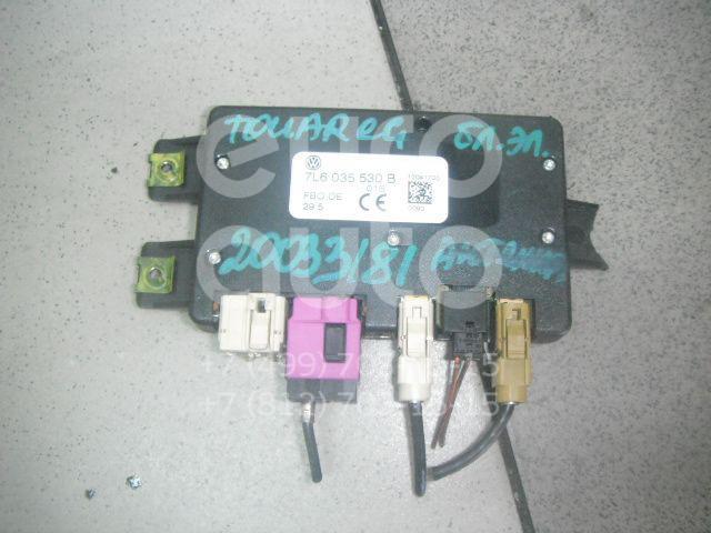 Купить Блок электронный VW Touareg 2002-2010; (7L6035530B)