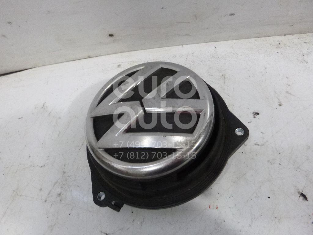 Купить Ручка открывания багажника VW Polo (HB) 2009-; (6R6827469BULM)