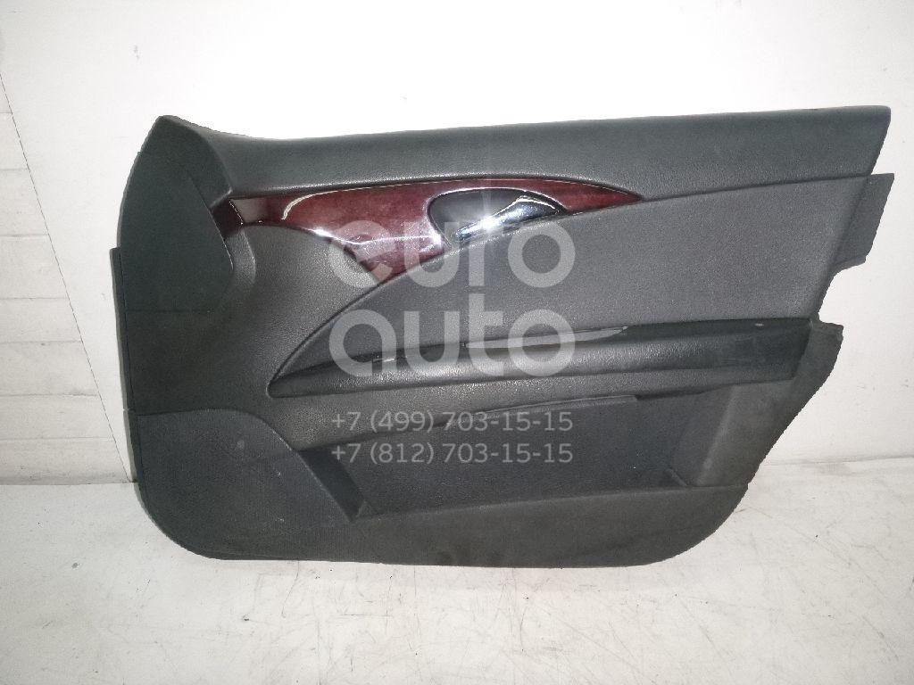 Купить Обшивка двери передней правой Mercedes Benz W211 E-Klasse 2002-2009; (21172004709C52)