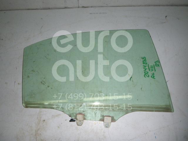 Стекло двери задней правой Honda Accord VIII 2008-2015; (73400TL0E00)  - купить со скидкой