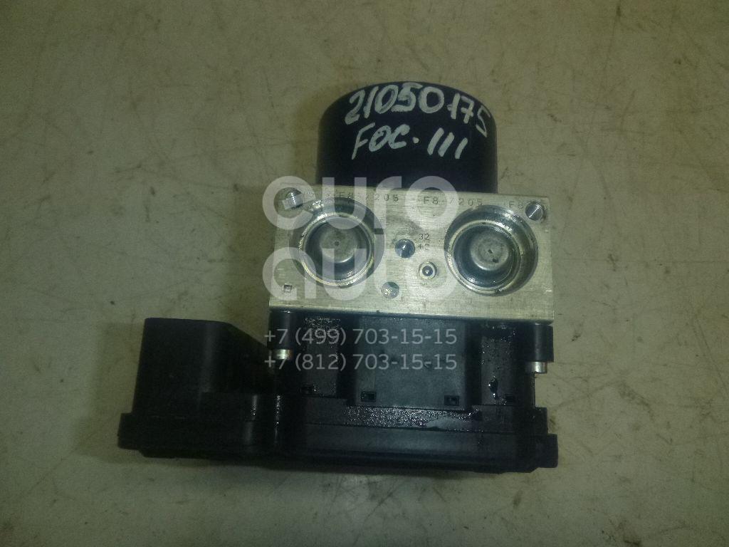 Купить Блок ABS (насос) Ford Focus III 2011-; (1779677)