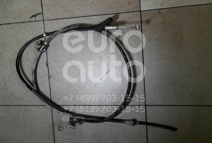 Купить Трос стояночного тормоза правый Toyota CorollaVerso 2004-2009; (464200F010)
