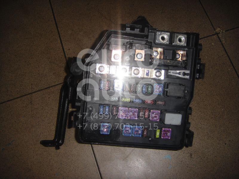 Купить Блок предохранителей Honda CR-V 2007-2012; (38250SWYE11)