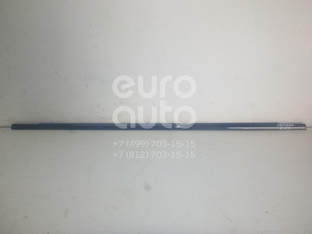 Накладка стекла заднего левого BMW X5 E53 2000-2007; (51348257703)  - купить со скидкой
