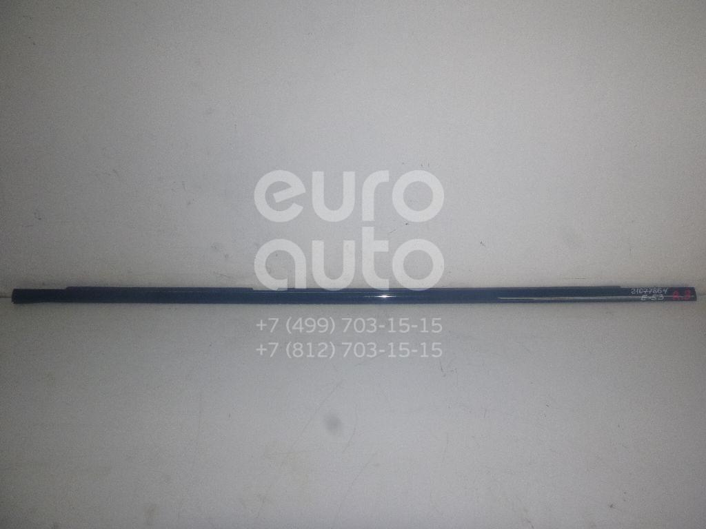 Накладка стекла заднего правого BMW X5 E53 2000-2007; (51348257704)  - купить со скидкой