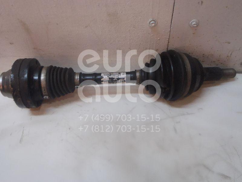 Купить Полуось передняя VW Touareg 2002-2010; (7L0407271C)