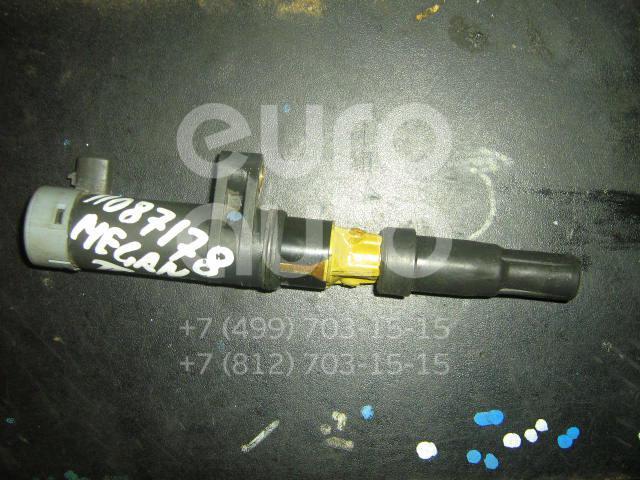 Купить Катушка зажигания Renault Megane II 2003-2009; (7700875000)