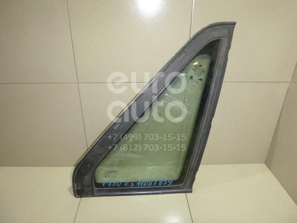 Стекло кузовное глухое правое Volvo 850 1994-1997; (6846522)  - купить со скидкой