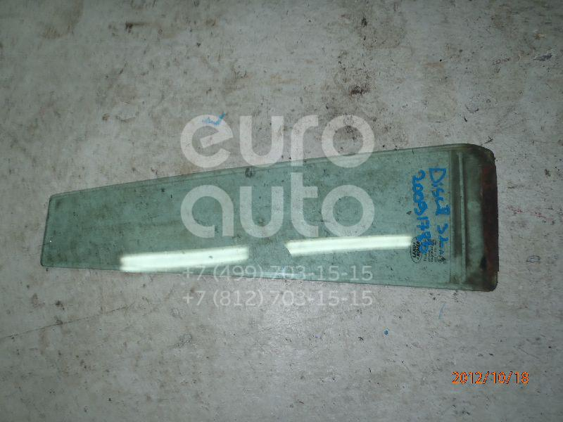 Купить Стекло двери задней левой (форточка) Land Rover Discovery II 1998-2004; (CVB102670)